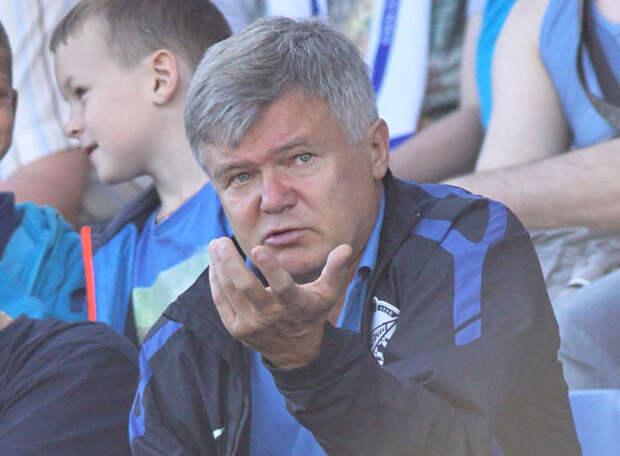Сергей ВЕДЕНЕЕВ: Зобнин - зеркало нашего футбола. Давно играет, а техническая сторона ниже среднего