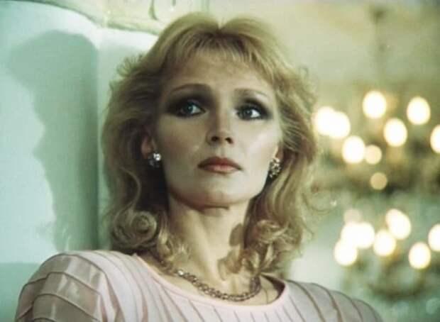 Татьяна Паркина в фильме *Крик дельфина*, 1986 | Фото: kino-teatr.ru