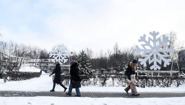 Синоптики дали предварительный прогноз на зиму в Московском регионе