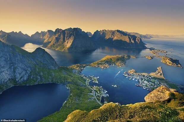 15. Лофотенские острова, Норвегия красивые места, места, мир, путешествия, рейтинг, страны, туризм, фото