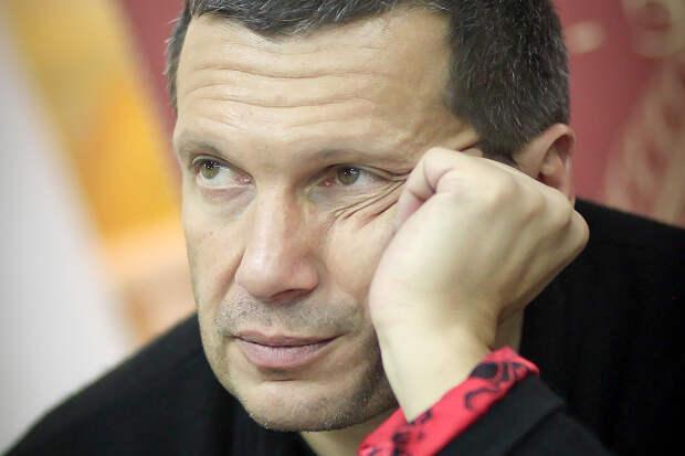 Аккаунт Соловьёва в Clubhouse заблокировали из-за массовых жалоб