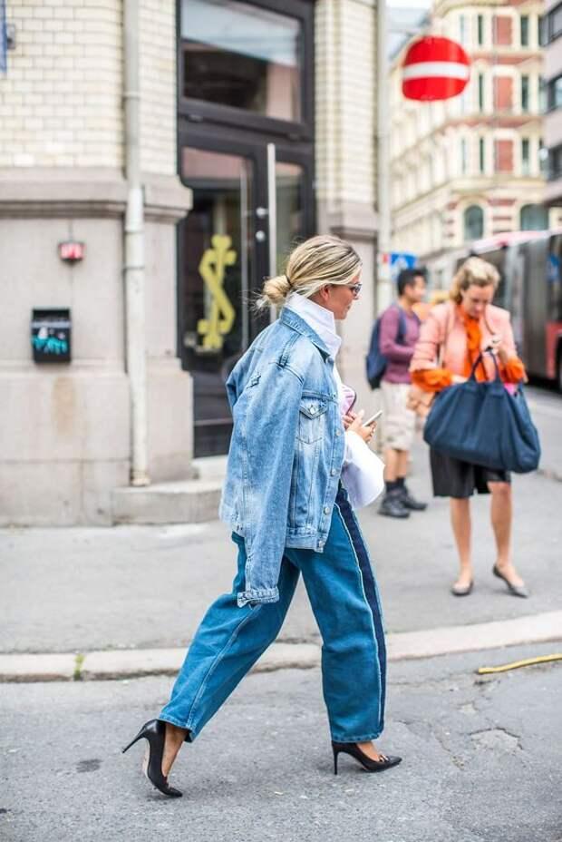 Широкие брюки: как носить главный тренд весны 2021 и выглядеть стильно