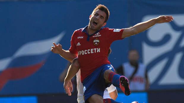 Экс-игрок ЦСКА Тошич перешел в клуб чемпионата Казахстана