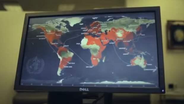 Топ-5 фильмов об эпидемиях