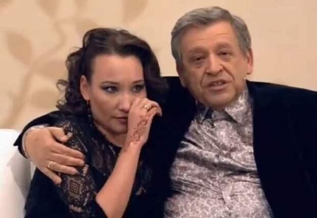 """Вдова Бориса Грачевского дала первый комментарий после похорон: """"Нам очень плохо!"""""""