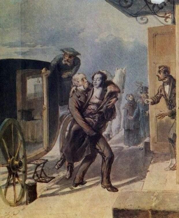 Былли шанс спасти Пушкина после дуэли? Мнение современных специалистов