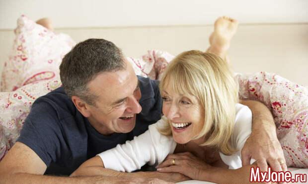 Секс и пенсия – понятия совместимые