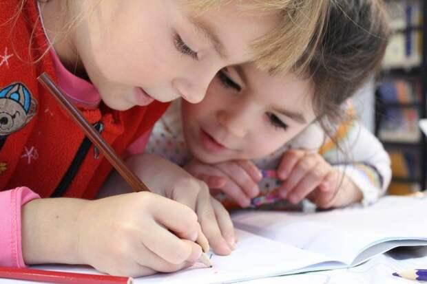 В библиотеке на Новопесчаной начнут готовить детей к школе