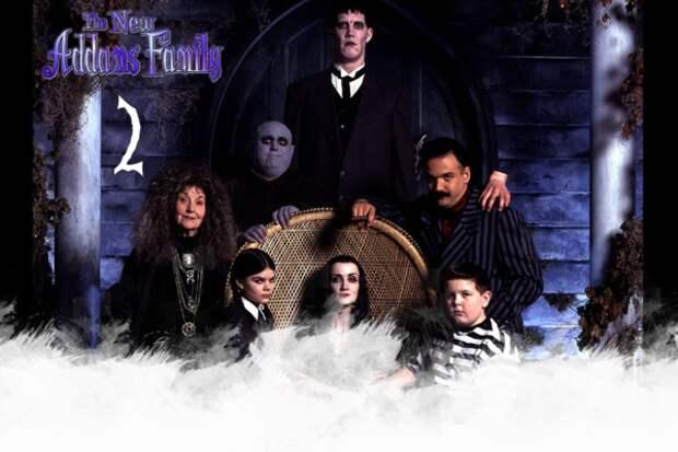 Своеобразный тонкий юмор и колоритные персонажи... Вы не можете не знать эту семейку! Впервые показан по ТВ в 2002 году.