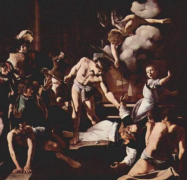 Мученичество святого Матфея