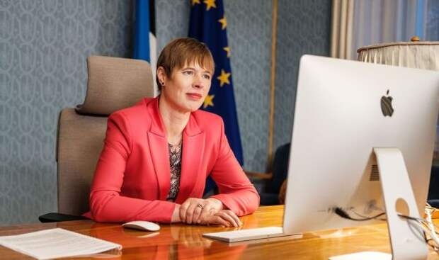 ВЭстонии оценивают шансы президента Кальюлайд избраться навторой срок