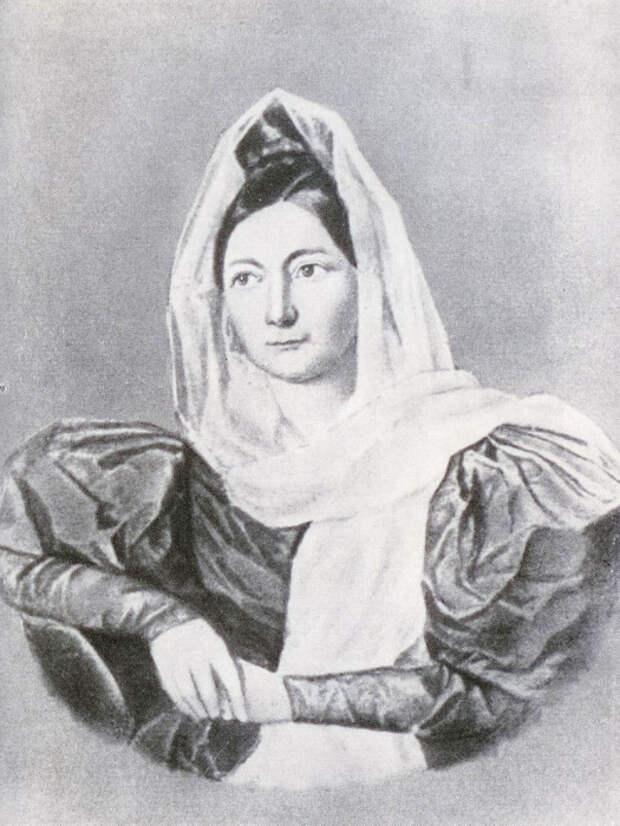По словам современника, Екатерина Сергеевна Лунина «была лучше, чем красавица: умная, милая, изящная, вся в брата».