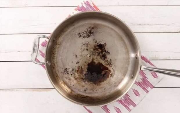 7 способов, как убрать нагар с кастрюли, чтобы она засияла как прежде
