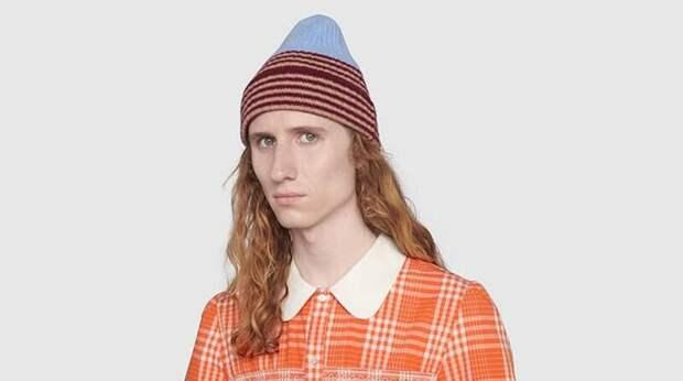 Как будет выглядеть модный мужчина будущего по версии Gucci