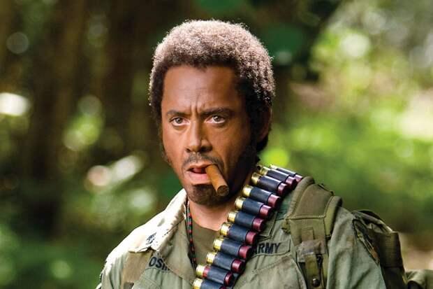 Знаменитые актеры, которые сыграли представителей не своей расы