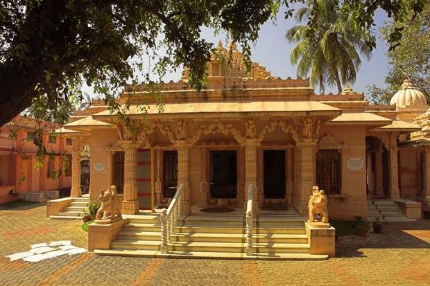 Форт Кочи, Керала. Пять чудес Южной Индии
