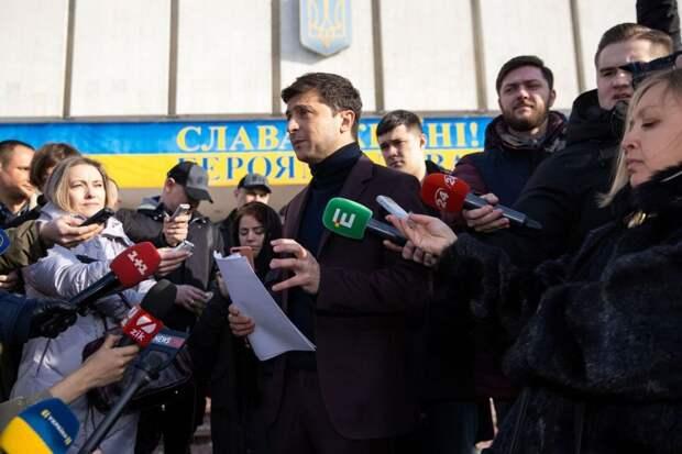 Михеев: Зеленский может обмануть Коломойского