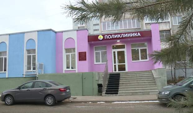 Банк «Оренбург» продаёт задолги здание детской поликлиники наул.Индивидуальной