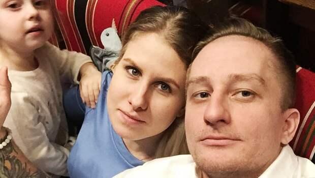Любовь Соболь сбежала из России с любовником без дочери