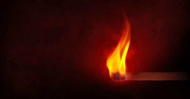 Пламя, Зажженную, Свет, Пожар, Сжигание, Разжечь