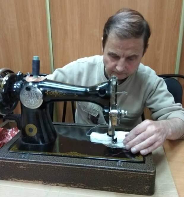 Мастерская текстильной куклы «Берегиня» приглашает на занятия пенсионеров Алтуфьева