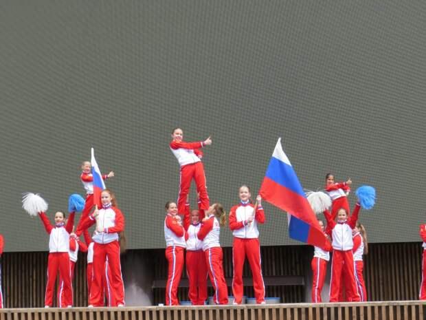 Ижевск Олимпийский: праздник спорта посетили около 24 тыс человек