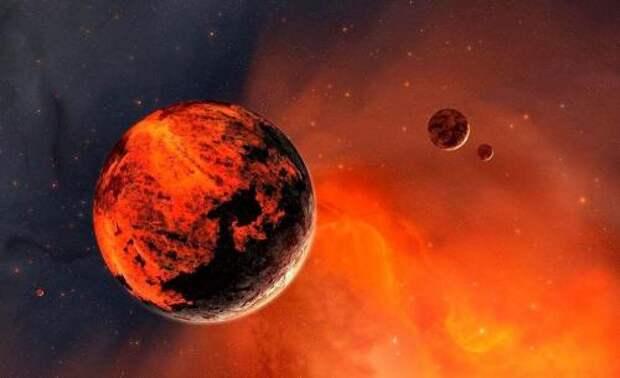 марс, земля, орбита, траектория