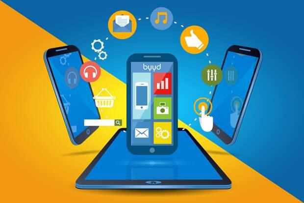 В 2020 году россияне провели в мобильных приложениях 94 млрд часов и потратили 1,33 млрд долларов