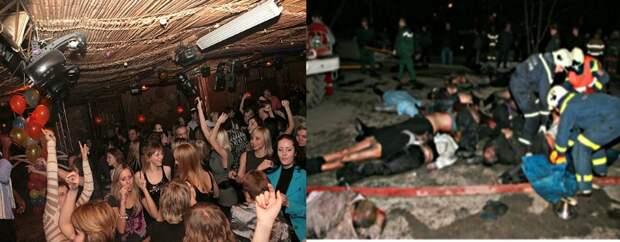Пожар в «Хромой лошади» и трагедия в пермской «Карамели», где люди сварились заживо, как звенья одной цепи - фото 2