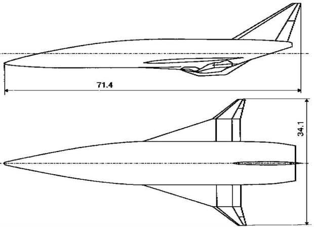 Проект Ту-2000: секретный космический бомбардировщик, который строили в СССР