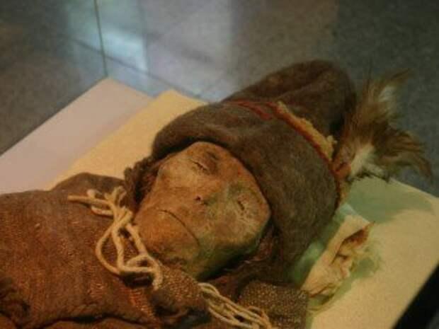 Другая версия для таримских мумий.