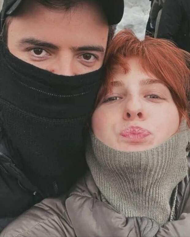 Муся Тотибадзе подтвердила роман с Антоном Лапенко