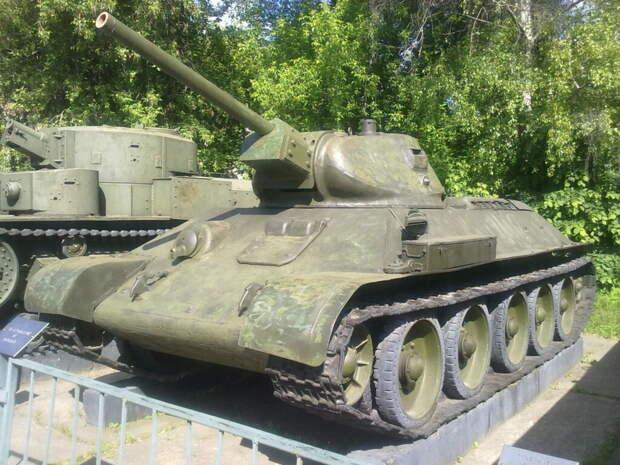 Эксперт рассказал о поставившем немцев в тупик секрете танка Т-34