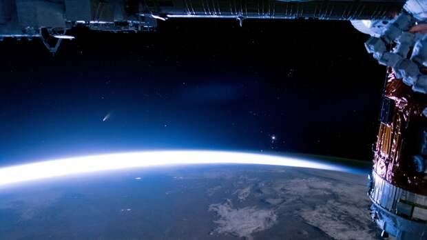 N-TV: создание новой российской станции в космосе приближает конец МКС