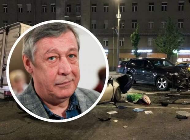 Ефремов был сильно пьян. Следы наркотиков в крови найдены