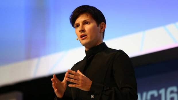Дуров рассказал, почему Facebook сильно отстает от Telegram