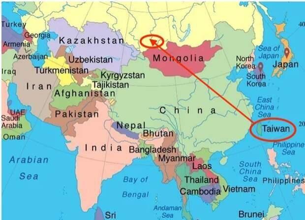 Кто требует наших земель на Дальнем Востоке? И это - не Япония
