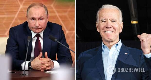 Слова Байдена вызвали резкую реакцию в России