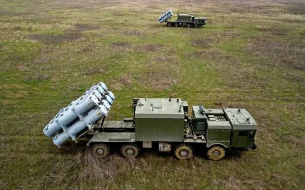 БРК «Бал» в Крыму стал непреодолимой преградой для войск НАТО