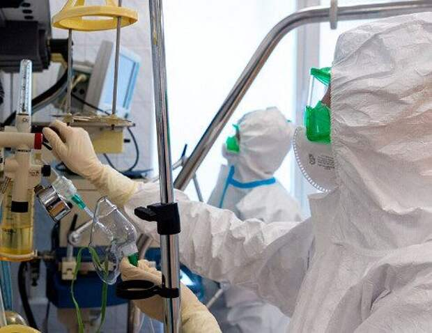 Россия вышла на 1-е место среди европейских стран по числу инфицированных COVID-19