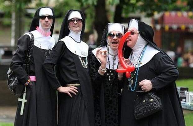Станет ли папа римский святее Байдена