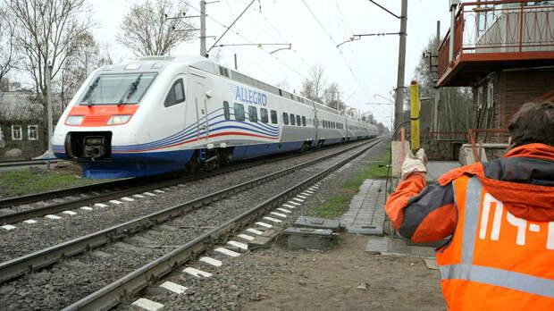 """Скоростной поезд """"Аллегро"""" в Хельсинки могут запустить к рождественскому сезону"""