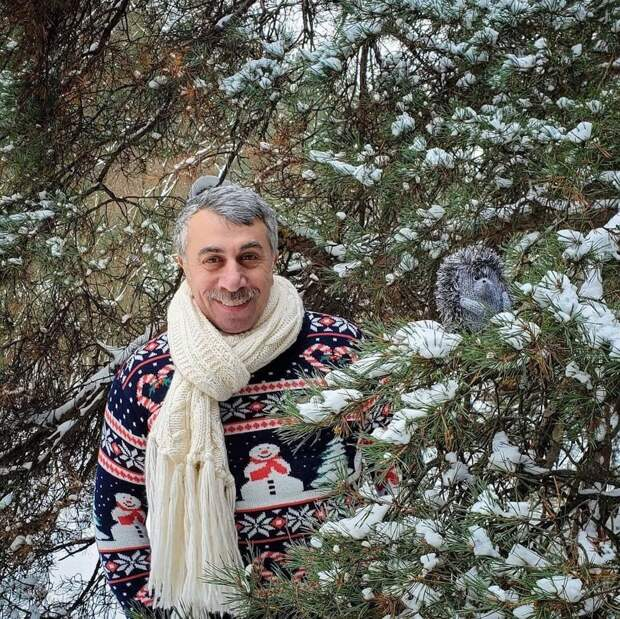 Доктор Комаровский дал советы по избавлению от кашля после коронавируса