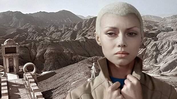 Космическая красота: очаровательные инопланетянки нашего кино