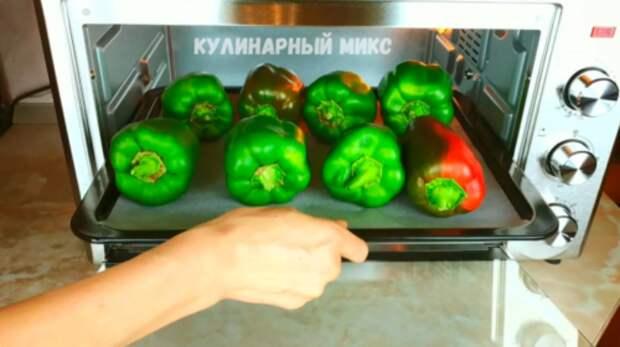 Перец зимой больше не покупаю: показываю новый способ, как я заготавливаю перец на зиму