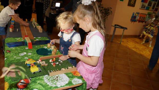 Детские сады Подольска полностью откроются для воспитанников с 6 июля