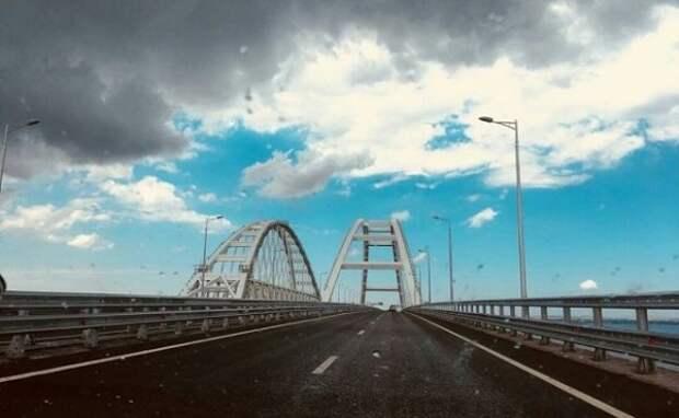 Как Крымский мост стал объектом зависти украинцев (ВИДЕО)