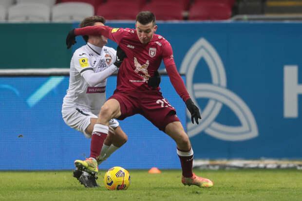 Супертрансфер «Рубина» — казанцы продают Макарова в «Динамо» за 9 миллионов евро. «Бело-голубые» формируют самую перспективную линию нападения в РПЛ
