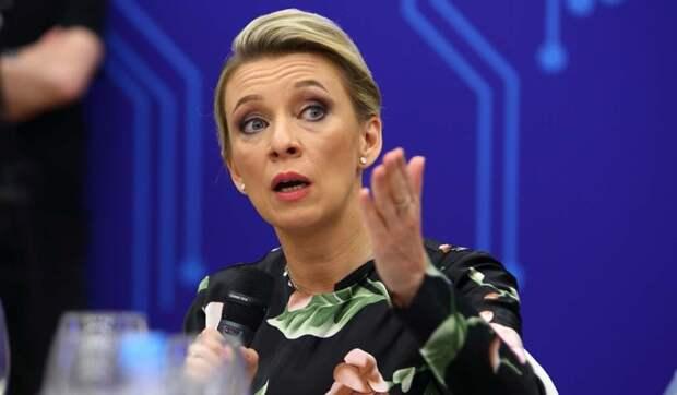 """""""Кто дал вам право?!"""": Захарова осадила министра министра обороны Германии"""