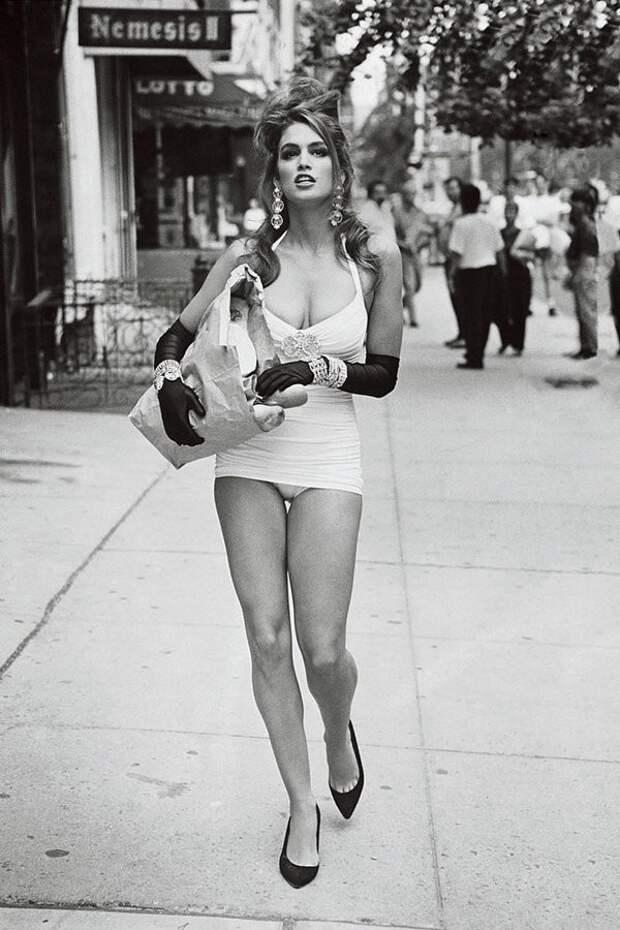 Синди Кроуфорд история, люди, редкие, фото